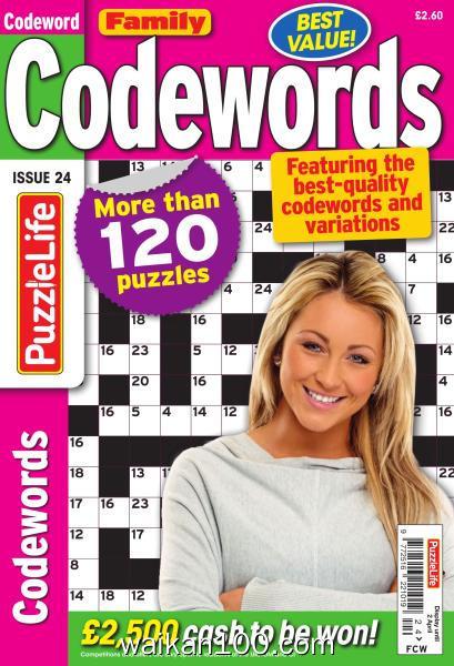 Family Codewords 总期数No.24 3月刊 2020年 [52MB]