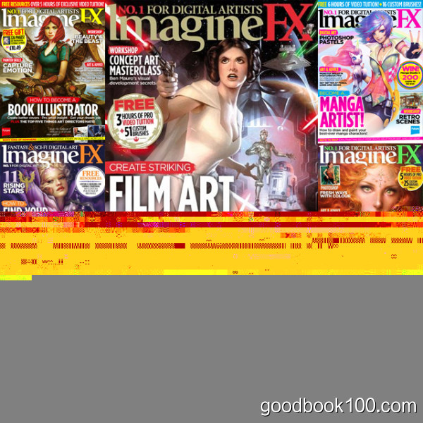 ImagineFX [2006-2015, PDF, ENG]