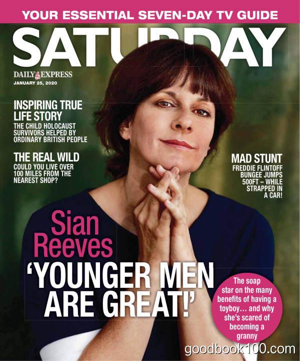 Saturday_Magazine__January_25_2020英文原版高清PDF电子杂志下载