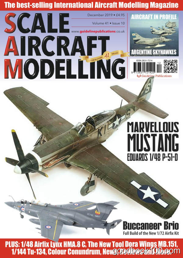 Scale_Aircraft_Modelling_-_Volume_41_Issue_10_-_December_2019英文原版高清PDF电子杂志下载
