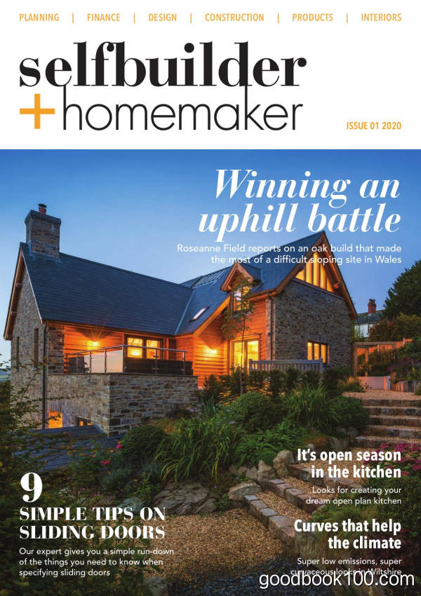 Selfbuilder_amp_Homemaker_-_January_-_February_2020英文原版高清PDF电子杂志下载
