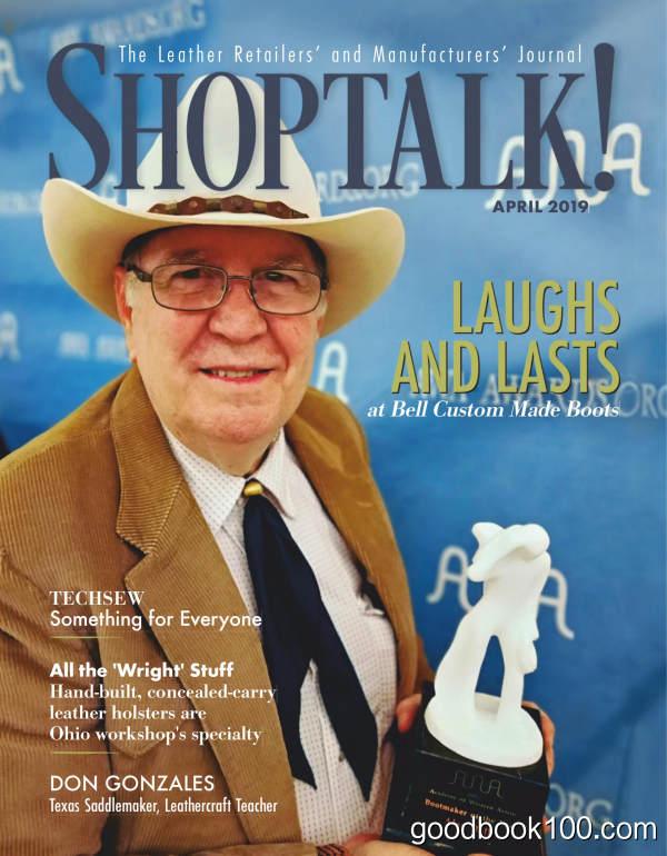 Shop_Talk_33_-_April_2019英文原版高清PDF电子杂志下载