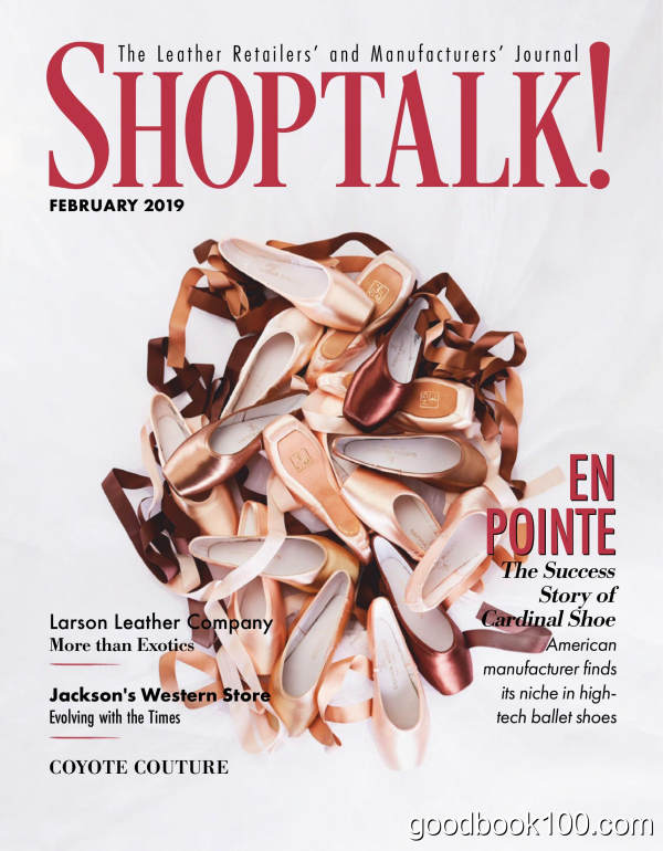 Shop_Talk_33_-_February_2019英文原版高清PDF电子杂志下载