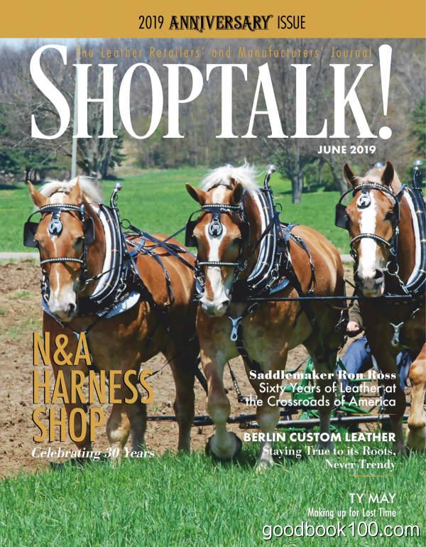 Shop_Talk_33_-_June_2019英文原版高清PDF电子杂志下载
