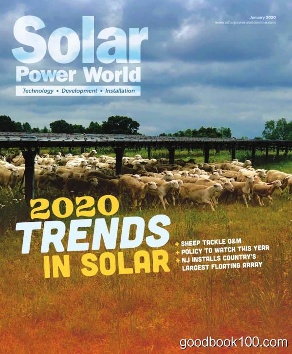 Solar_Power_World_-_January_2020英文原版高清PDF电子杂志下载