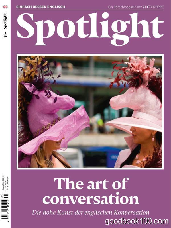 Spotlight_-_Nr_2_2020英文原版高清PDF电子杂志下载