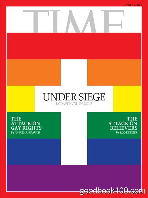 Time USA – 13 April 2015