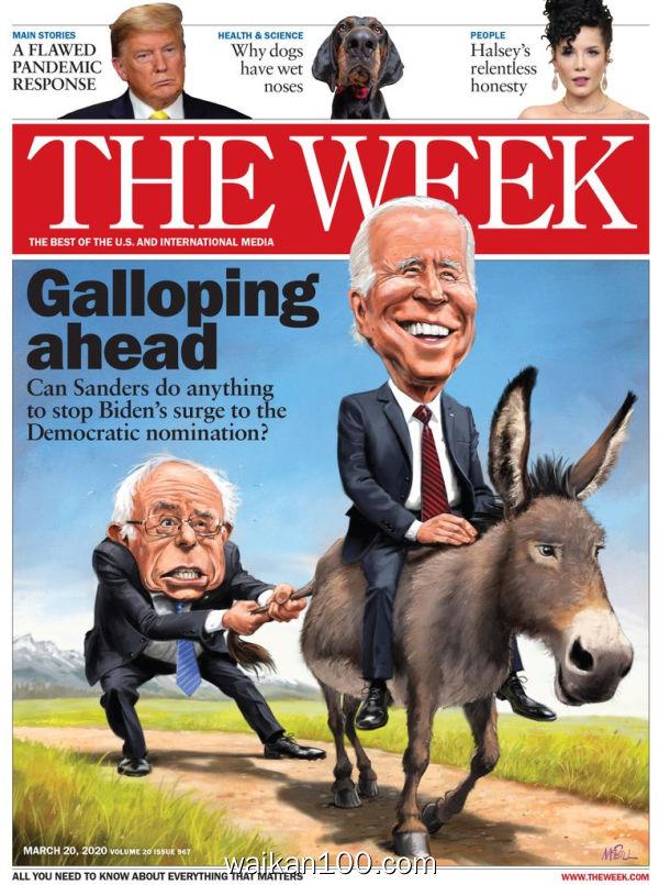 [美国版]The Week 3月刊 28 2020年 [22MB]