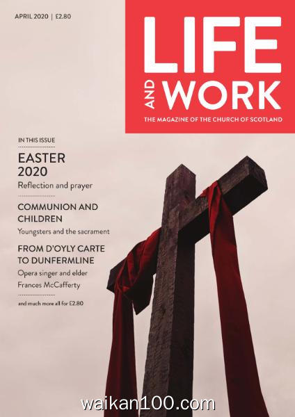 Life and Work 4月刊 2020年 [17MB]
