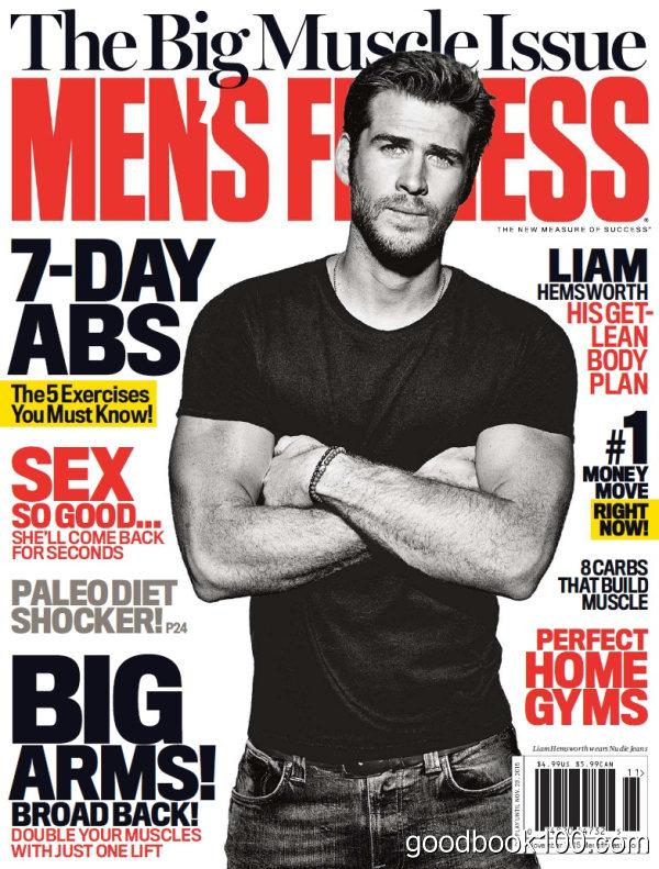 Men's Fitness USA – November 2015