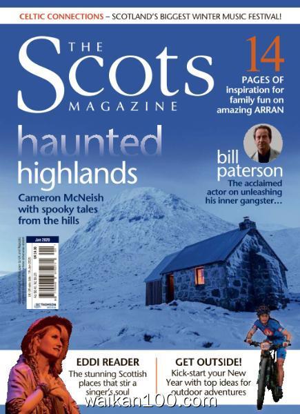 The Scots Magazine 1月刊 2020年 [21MB]