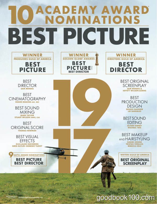The_Hollywood_Reporter_-_January_29_2020英文原版高清PDF电子杂志下载