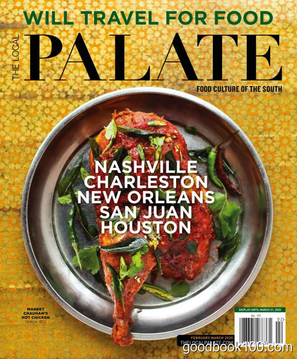 The_Local_Palate_-_February-March_2020英文原版高清PDF电子杂志下载