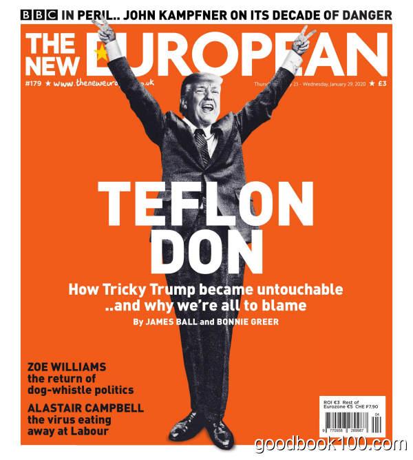 The_New_European_-_Issue_179_-_January_29_2020英文原版高清PDF电子杂志下载