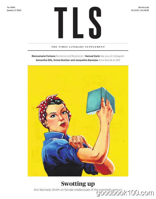 The_Times_Literary_Supplement_-_Issue_6094_-_January_17_2020英文原版高清PDF电子杂志下载