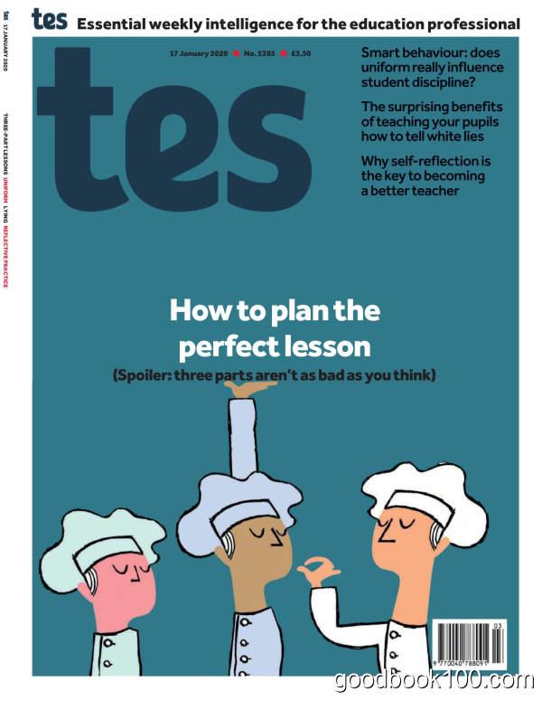 Times_Educational_Supplement_-_January_17_2020英文原版高清PDF电子杂志下载