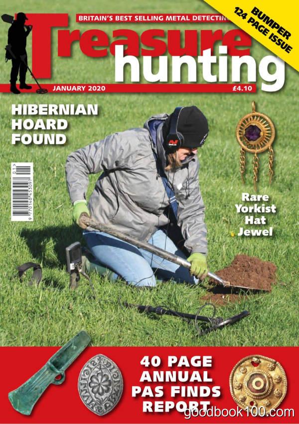 Treasure_Hunting_-_January_2020英文原版高清PDF电子杂志下载