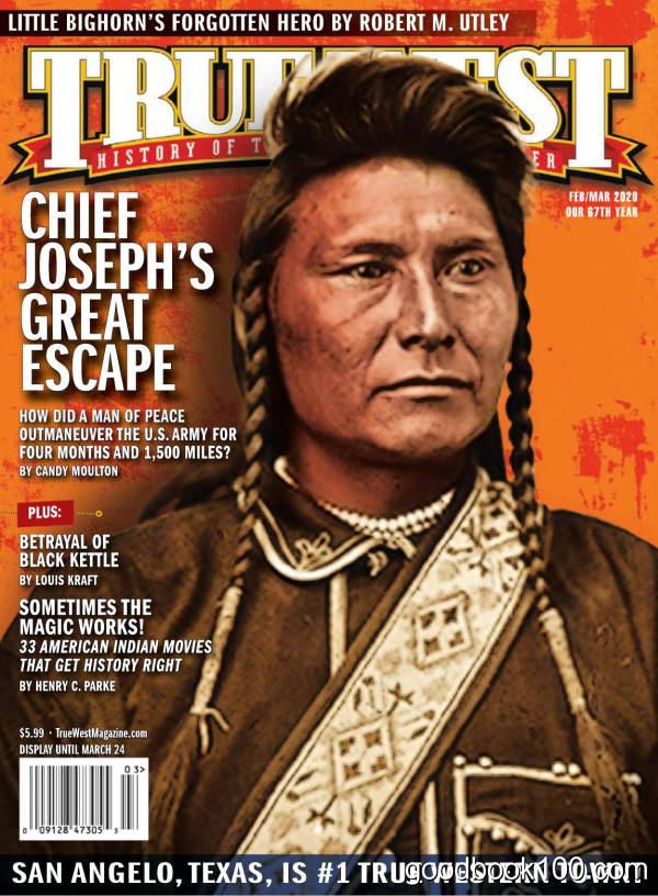 True_West_-_February-March_2020英文原版高清PDF电子杂志下载