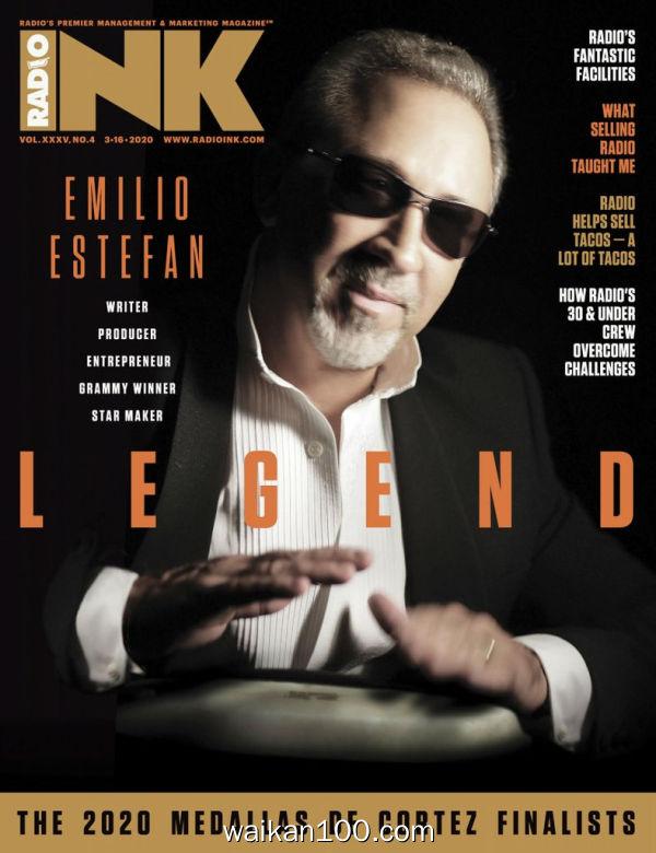 Radio Ink Magazine 3月刊 16 2020年 [18MB]
