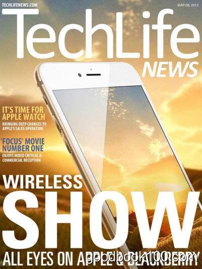 Techlife News – March 08, 2015