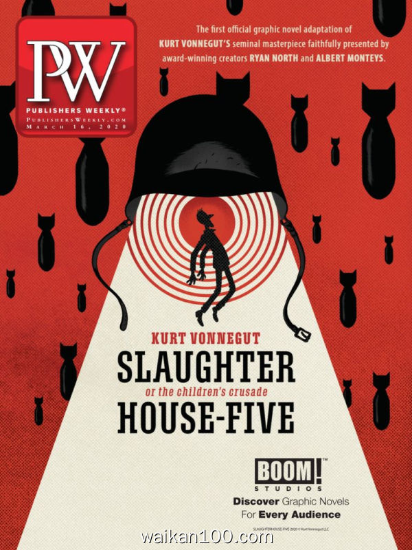 Publishers Weekly 3月刊 16 2020年 [43MB]
