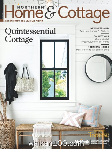 Northern Home&Cottage 4月5月合刊 2020年 [32MB]