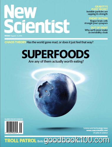 New Scientist – 6 August 2016