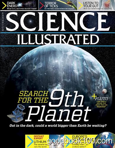 Science Illustrated Australia – Issue 45, 2016