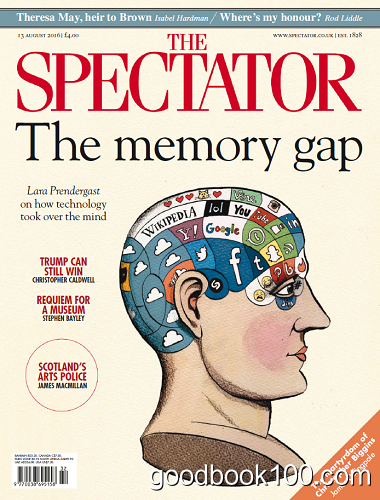 The Spectator – 13 August 2016