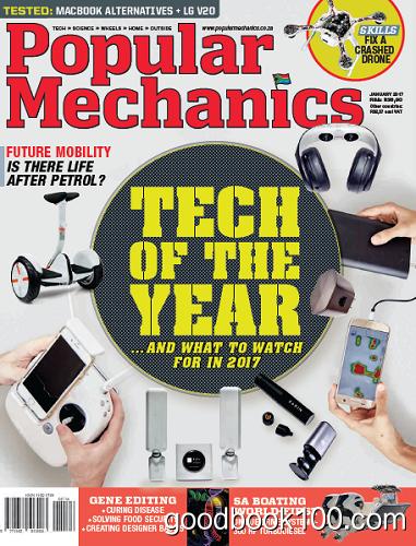 Popular Mechanics South Africa – January 2017
