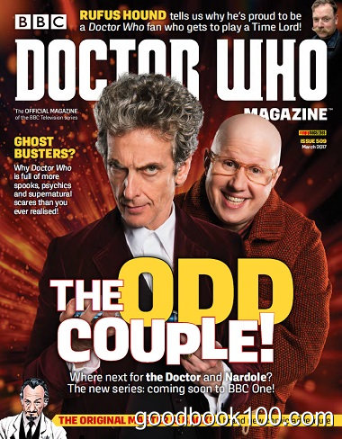 Doctor Who Magazine – March 2017