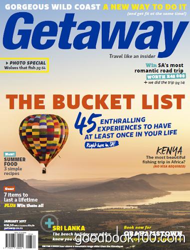 Getaway – January 2017