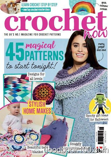 Crochet Now Magazine – Issue 19 2017