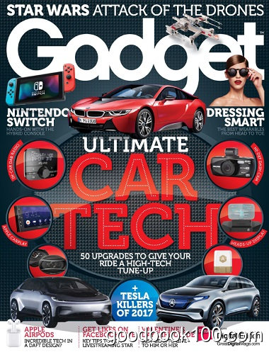 Gadget – Issue 18, 2017
