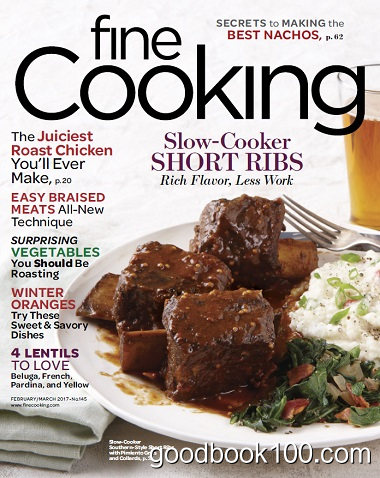 Fine Cooking – February/March 2017