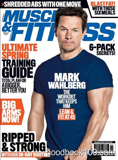 Muscle & Fitness UK – March 2017
