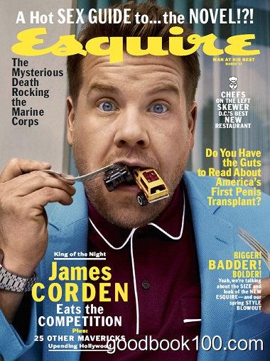 Esquire USA – March 2017