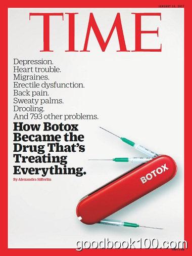 Time USA – January 16, 2017