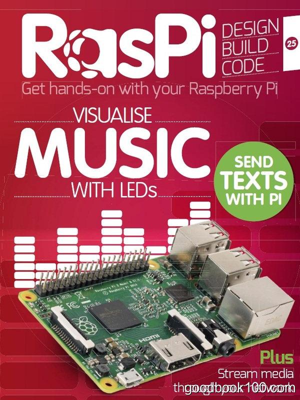 RasPi – Issue 25 2016