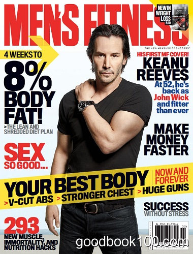 Men's Fitness USA – March 2017