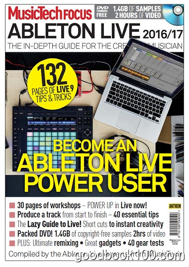 Music Tech Focus – Ableton Live 2016/2017