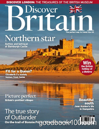 Discover Britain – February/March 2017