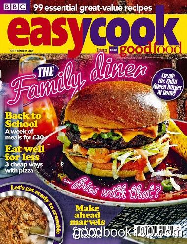 BBC Easy Cook UK – September 2016