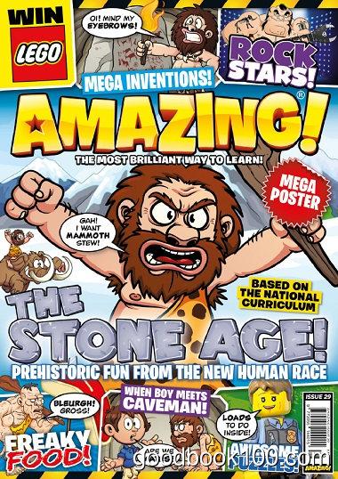 Amazing! Magazine – Issue 29, 2017
