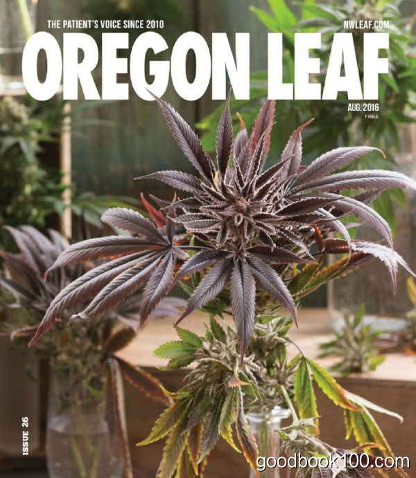 Oregon Leaf – August 2016