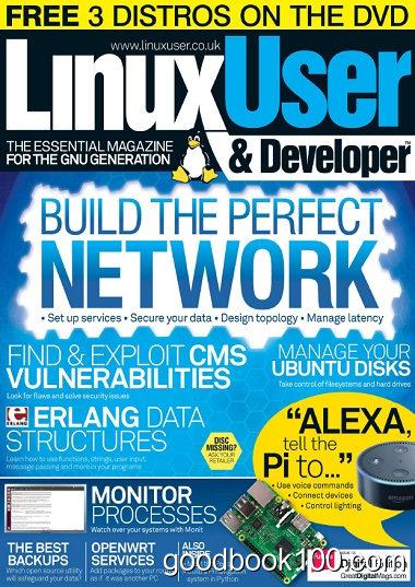 Linux User & Developer – Issue 175, 2017