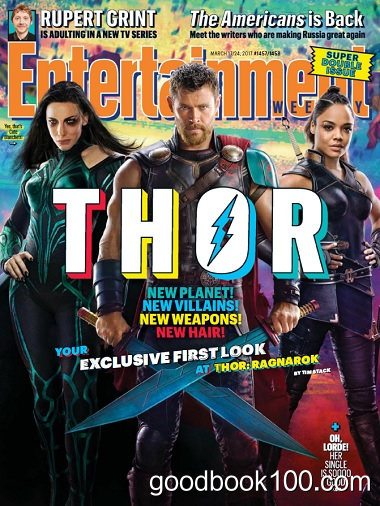Entertainment Weekly – March 17, 2017