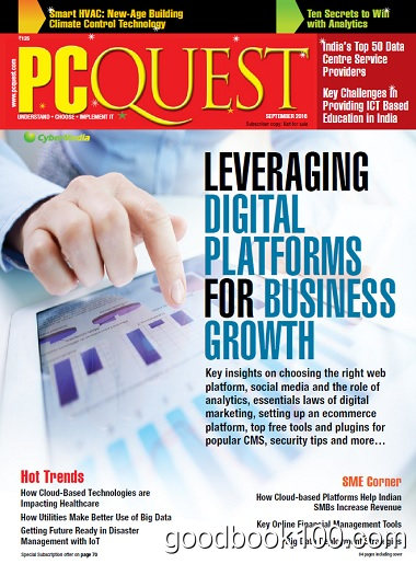 PCQuest – September 2016