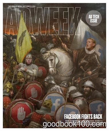Adweek – September 5, 2016