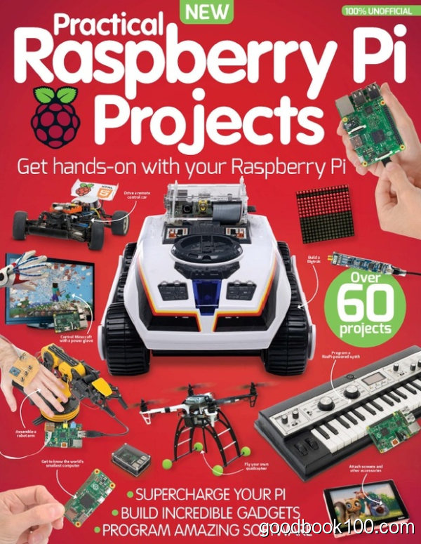 Practical Raspberry Pi Projects 2nd Edition